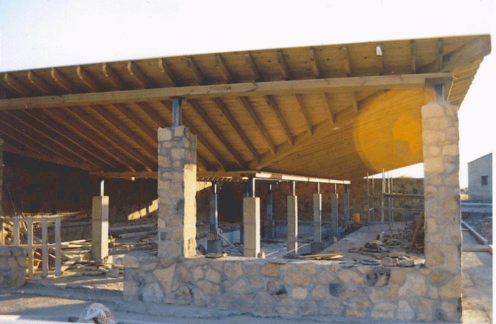 Construcciones Maciza. Tamames. Salamanca