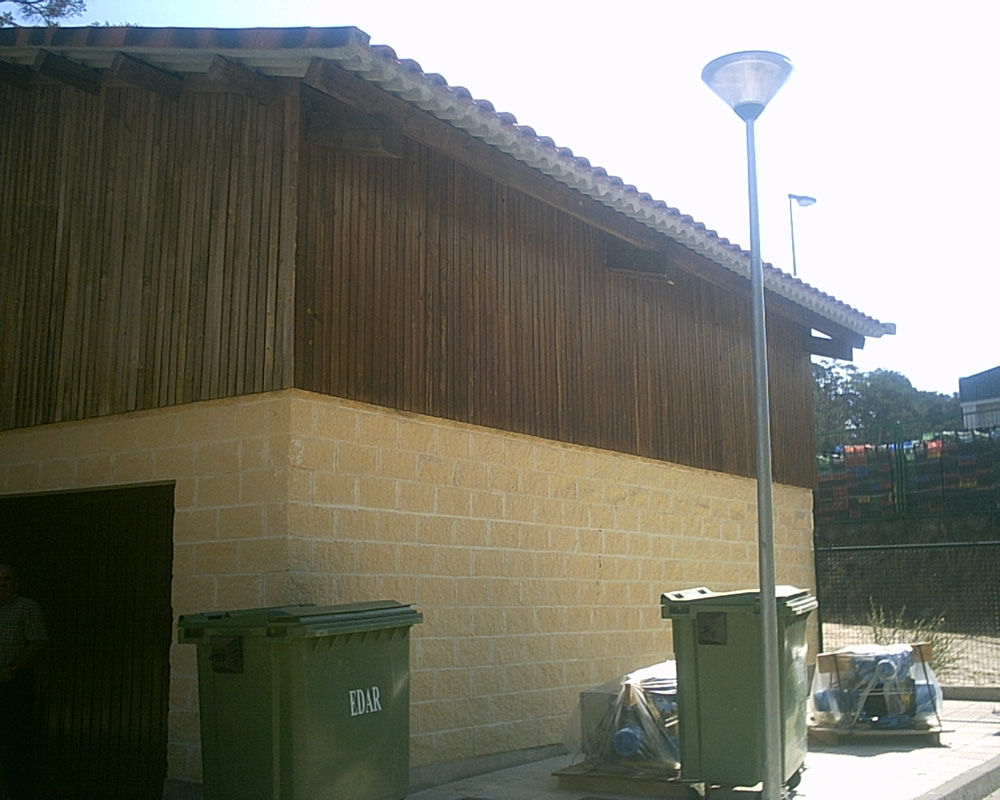 Construcciones Maciza. San Leonardo. Soria