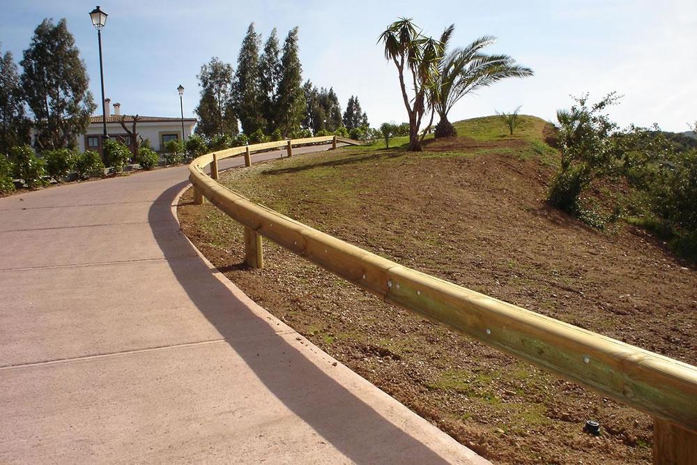 BARRERA DE SEGURIDAD UBM