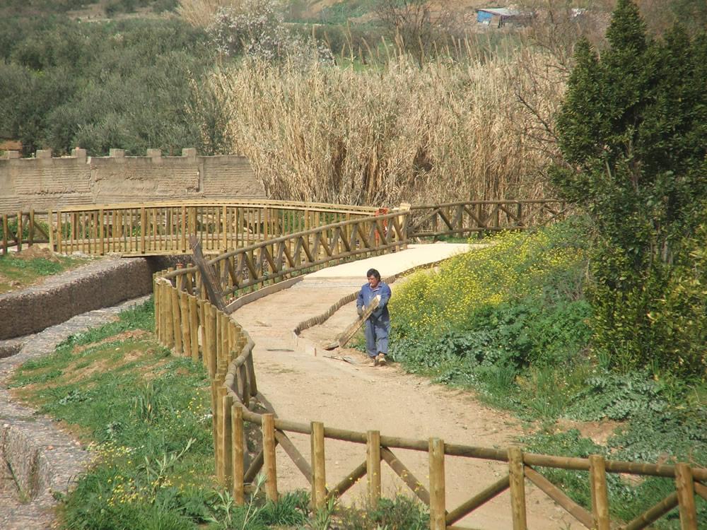 Puentes. Valverde de Leganés. Badajoz