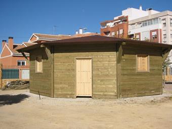 Casetas. Almoradí. Almería