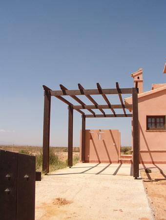 Construcciones Maciza. Fuente Álamo. Murcia