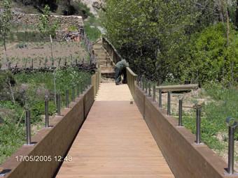 Puentes. Muriel Viejo. Soria