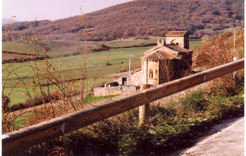 Barreras  Seguridad. Monasterio. Palencia